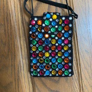 Handbags - Phone case with side zipper pocket